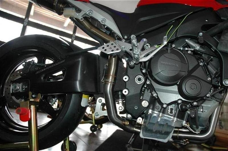 Cut Off The Cat And Exhaust Valve Or Buy Arrow Headers 600rr Net