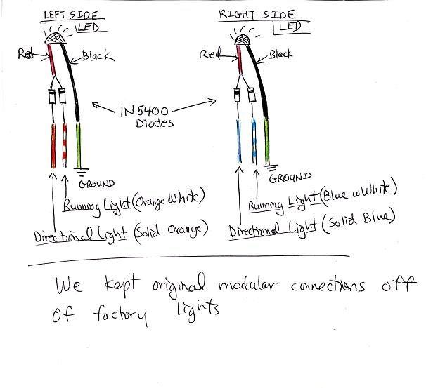 Turn signals always stay on | Honda CBR 600RR Forum600RR.net