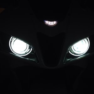 Bkmoto Bixenon With Dual Angel Eyes