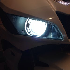 Angel Eyes Bixenon