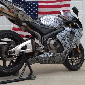 2006 600rr Forsale 5,000