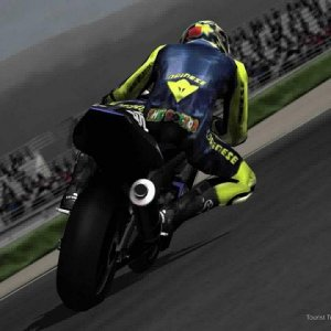Rossi Gear in Touist Trophy