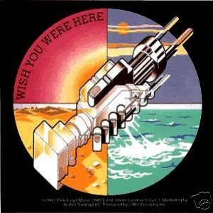 Pink. Floyd Wish You Were Here Decal