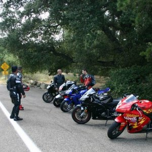 Palomar Mountain 7-26-06