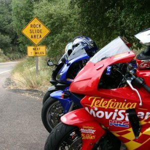 Palomar Mountain 7-23-06