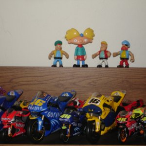 MY MOTOGP MODELS