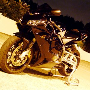 Old Pic of my 600rr...