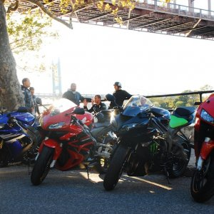 Riding With Friends (astoria Park)
