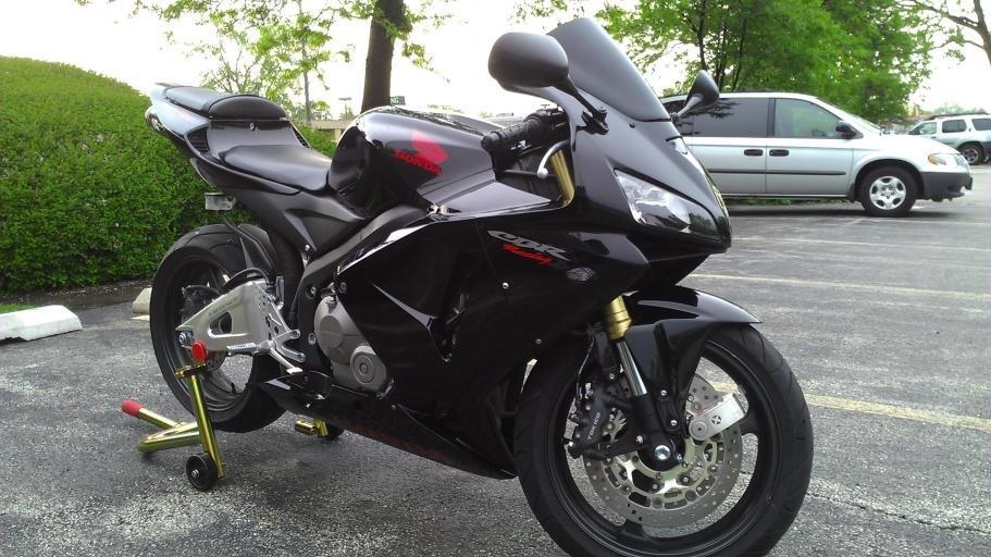 Stolen Graphite Black 2006 Honda Cbr600rr 600rr Net